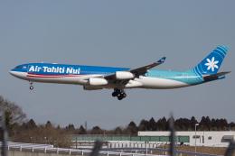 mameshibaさんが、成田国際空港で撮影したエア・タヒチ・ヌイ A340-313Xの航空フォト(飛行機 写真・画像)