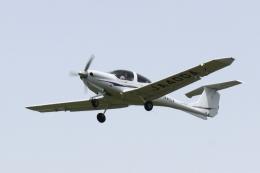 kunimi5007さんが、仙台空港で撮影したアルファーアビエィション DA40 XL Diamond Starの航空フォト(飛行機 写真・画像)