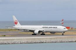 安芸あすかさんが、那覇空港で撮影した日本航空 777-346の航空フォト(飛行機 写真・画像)