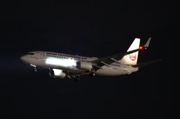 Yusuke✈︎さんが、福岡空港で撮影した日本トランスオーシャン航空 737-8Q3の航空フォト(飛行機 写真・画像)