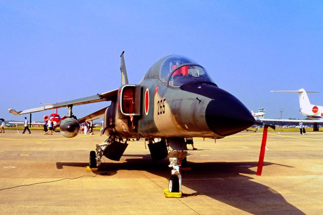 AWACSさんが、松島基地で撮影した航空自衛隊 F-1の航空フォト(飛行機 写真・画像)