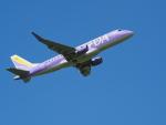 ここはどこ?さんが、札幌飛行場で撮影したフジドリームエアラインズ ERJ-170-200 (ERJ-175STD)の航空フォト(飛行機 写真・画像)