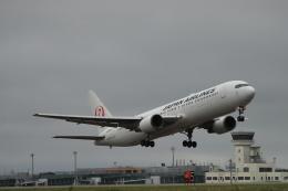 Tomochanさんが、函館空港で撮影した日本航空 767-346の航空フォト(飛行機 写真・画像)