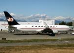 voyagerさんが、バンクーバー国際空港で撮影したカーゴジェット・エアウェイズ 767-39H/ER(BCF)の航空フォト(飛行機 写真・画像)