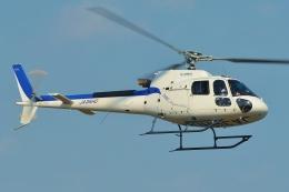 航空フォト:JA35HD ディーエイチシー AS350