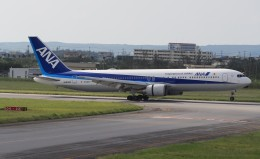 Rsaさんが、宮古空港で撮影した全日空 767-381/ERの航空フォト(飛行機 写真・画像)