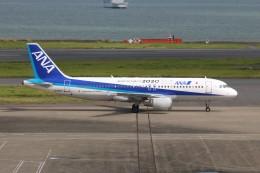 SIさんが、羽田空港で撮影した全日空 A320-211の航空フォト(飛行機 写真・画像)