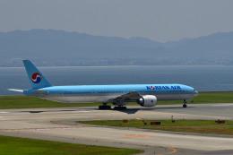 we love kixさんが、関西国際空港で撮影した大韓航空 777-3B5/ERの航空フォト(飛行機 写真・画像)