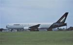 kumagorouさんが、仙台空港で撮影したマレーヴ・ハンガリー航空 767-375/ERの航空フォト(飛行機 写真・画像)