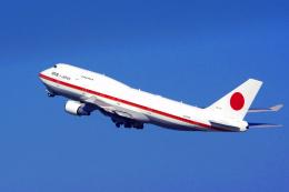 AWACSさんが、羽田空港で撮影した航空自衛隊 747-47Cの航空フォト(飛行機 写真・画像)