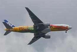 チャーリーマイクさんが、羽田空港で撮影した全日空 777-281/ERの航空フォト(飛行機 写真・画像)