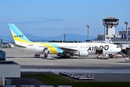 TeaYouさんが、旭川空港で撮影したAIR DO 767-381/ERの航空フォト(飛行機 写真・画像)