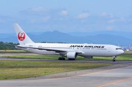 TeaYouさんが、旭川空港で撮影した日本航空 767-346/ERの航空フォト(飛行機 写真・画像)