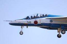 hanatomo735さんが、名古屋飛行場で撮影した航空自衛隊 T-4の航空フォト(飛行機 写真・画像)