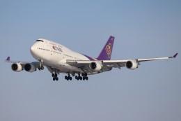 航空フォト:HS-TGB タイ国際航空 747-400