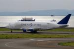 yabyanさんが、中部国際空港で撮影したボーイング 747-4H6(LCF) Dreamlifterの航空フォト(飛行機 写真・画像)