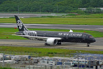 ちゃぽんさんが、成田国際空港で撮影したニュージーランド航空 787-9の航空フォト(飛行機 写真・画像)