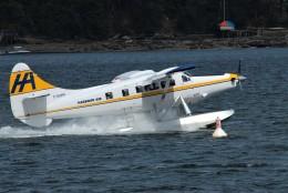 kiheiさんが、ナナイモ水上飛行場で撮影したハーバー・エア・シープレーンズ DHC-3T Vazar Turbine Otterの航空フォト(飛行機 写真・画像)