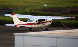 CL&CLさんが、奄美空港で撮影したエス・ジー・シー佐賀航空 TU206G Turbo Stationair 6 IIの航空フォト(飛行機 写真・画像)