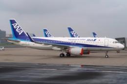 Hiro-hiroさんが、羽田空港で撮影した全日空 A320-214の航空フォト(飛行機 写真・画像)