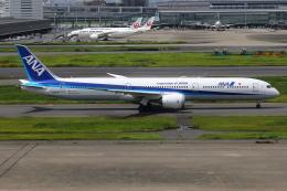 TIA spotterさんが、羽田空港で撮影した全日空 787-10の航空フォト(飛行機 写真・画像)