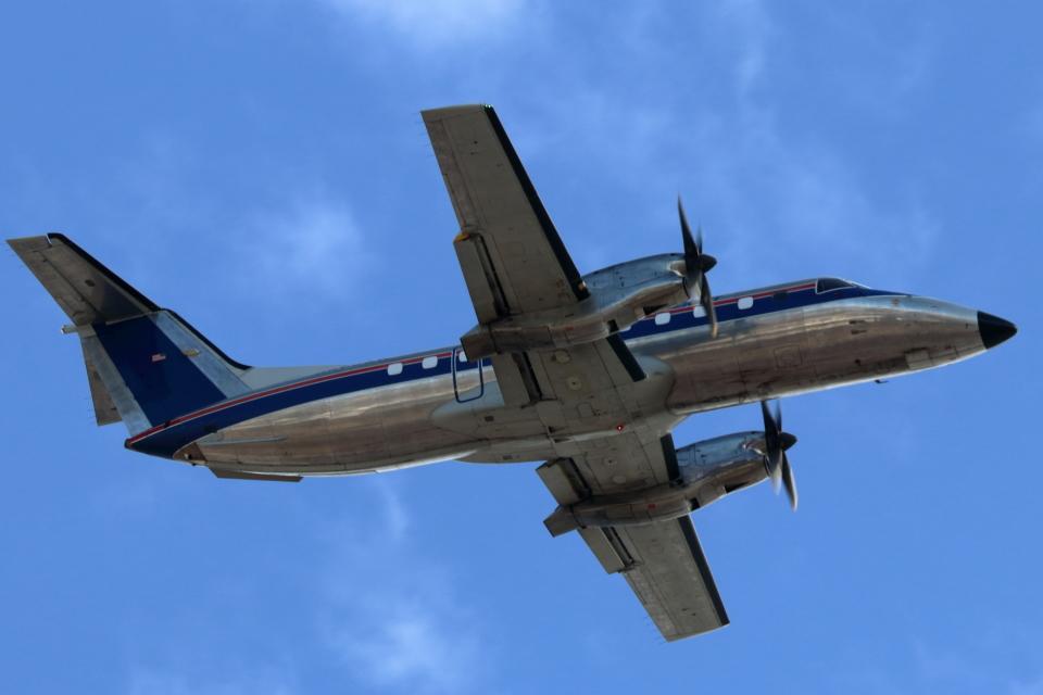 キャスバルさんのアメリフライト Embraer EMB-120ER (N560SW) 航空フォト