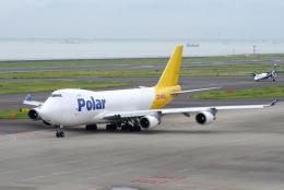 yabyanさんが、中部国際空港で撮影したポーラーエアカーゴ 747-46NF/SCDの航空フォト(飛行機 写真・画像)