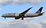 鉄バスさんが、成田国際空港で撮影したユナイテッド航空 787-8 Dreamlinerの航空フォト(飛行機 写真・画像)
