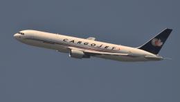 kenko.sさんが、成田国際空港で撮影したカーゴジェット・エアウェイズ 767-306/ER-BDSFの航空フォト(飛行機 写真・画像)