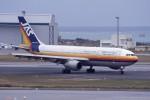 kumagorouさんが、那覇空港で撮影した日本エアシステム A300B4-203の航空フォト(飛行機 写真・画像)