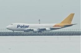 jutenLCFさんが、中部国際空港で撮影したポーラーエアカーゴ 747-46NF/SCDの航空フォト(飛行機 写真・画像)