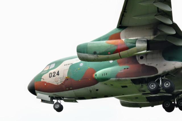 のぶさん。さんが、岐阜基地で撮影した航空自衛隊 C-1の航空フォト(飛行機 写真・画像)