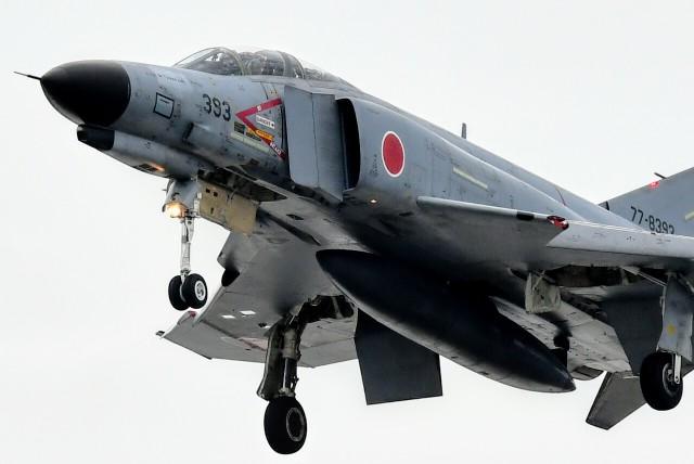 のぶさん。さんが、岐阜基地で撮影した航空自衛隊 F-4EJ Phantom IIの航空フォト(飛行機 写真・画像)