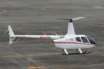 yabyanさんが、名古屋飛行場で撮影したちくぎんリース R66 Turbineの航空フォト(飛行機 写真・画像)
