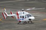 yabyanさんが、名古屋飛行場で撮影したセントラルヘリコプターサービス BK117C-1の航空フォト(飛行機 写真・画像)
