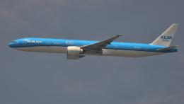 kenko.sさんが、成田国際空港で撮影したKLMオランダ航空 777-306/ERの航空フォト(飛行機 写真・画像)