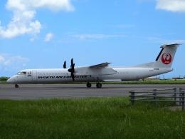 FT51ANさんが、宮古空港で撮影した琉球エアーコミューター DHC-8-402Q Dash 8 Combiの航空フォト(飛行機 写真・画像)