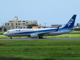 FT51ANさんが、宮古空港で撮影した全日空 737-881の航空フォト(飛行機 写真・画像)