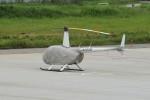 kumagorouさんが、米子空港で撮影した日本法人所有 R44 Ravenの航空フォト(飛行機 写真・画像)
