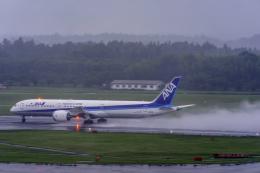 K.Sさんが、成田国際空港で撮影した全日空 787-10の航空フォト(飛行機 写真・画像)