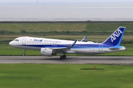 aki241012さんが、佐賀空港で撮影した全日空 A320-271Nの航空フォト(飛行機 写真・画像)