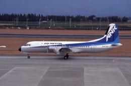 kumagorouさんが、鹿児島空港で撮影したエアーニッポン YS-11A-213の航空フォト(飛行機 写真・画像)