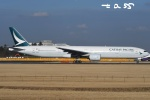 tassさんが、成田国際空港で撮影したキャセイパシフィック航空 777-367の航空フォト(飛行機 写真・画像)