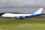 wildcookieさんが、新千歳空港で撮影したドバイ・ロイヤル・エア・ウィング 747-412F/SCDの航空フォト(飛行機 写真・画像)