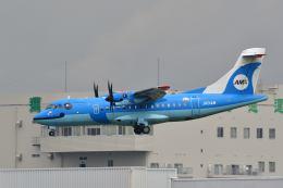 @たかひろさんが、伊丹空港で撮影した天草エアライン ATR-42-600の航空フォト(飛行機 写真・画像)