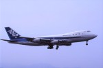 kumagorouさんが、仙台空港で撮影した全日空 747SR-81の航空フォト(飛行機 写真・画像)