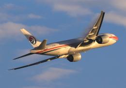 LOTUSさんが、関西国際空港で撮影した中国貨運航空 777-F6Nの航空フォト(飛行機 写真・画像)
