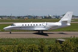Echo-Kiloさんが、札幌飛行場で撮影したノエビア 680 Citation Sovereignの航空フォト(飛行機 写真・画像)