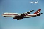 tassさんが、成田国際空港で撮影したマレーシア航空 747-3H6Mの航空フォト(飛行機 写真・画像)