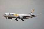 ちゃぽんさんが、成田国際空港で撮影したエアロ・ロジック 777-FZNの航空フォト(飛行機 写真・画像)